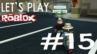 Let's Play Ep. 15 - Roblox - ALONE!