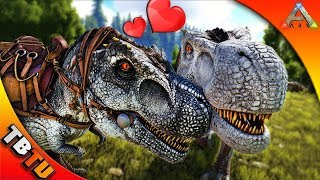 BEST WAY TO BREED T REX IN ARK 20! REX BREEDING AND MUTATIONS! Ark ...