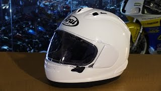arai corsair x full face motorcycle helmet review   chapmoto com