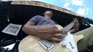 "August Burns Red - ""The Wake"" Guitar Play Through (Warped Tour 2015)"