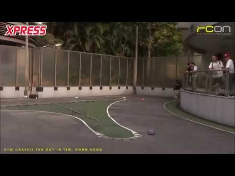 K + M Chassis Fun Day in TSW,  Hong Kong [HighLight]
