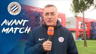 VIDEO: L'Avant-match #MHSCTFC avec Sersou
