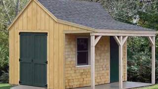 How To Choose Storage Shed Style