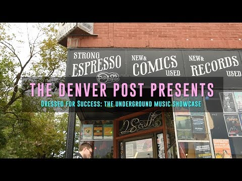 The Denver post presents: Dressed for Success at the underground music showcase