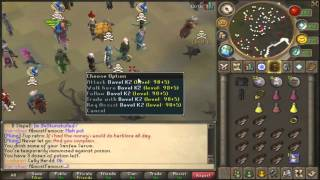 AimostFamous - Live Commentary Pking #5 - Ft. Polypore aka 60 Attack Chaotic Maul