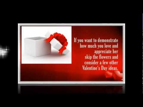 Romantic Valentines Day Ideas for Her - Valentine Day Gifts for Her