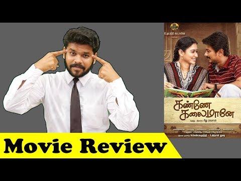 Kanne Kalaimane - Movie Review | Udhayanidhi Stalin | Tamannaah | Yuvanshankar Raja