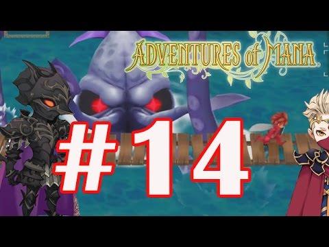 Adventures Of Mana Gameplay Walkthrough Part 14 Slay The