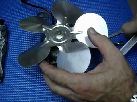 C 243 Mo Reparar El Motor De Un Ventilador De Nevera Engrase