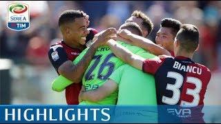 Cagliari - Milan - 2-1 - Highlights - Giornata 38 - Serie A TIM 2016/17