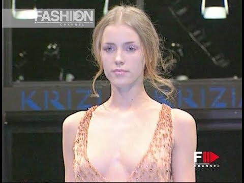 KRIZIA Fall 2000/2001 Milan - Fashion Channel