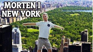 UDFORSKER KÆMPE PARK I NEW YORK