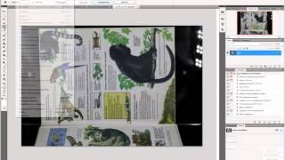 Книжный сканер пример сканирования книги(Книжный сканер пример сканирования книги Сканер создавался как открытый проект. Любой желающий может..., 2015-12-12T06:34:06.000Z)