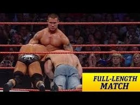 Randy Orton vs John Cena vs Triple H WWE Night of Champions ^ 2009