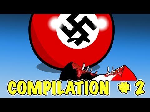 Countryballs Compilation - #2