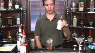 How to Make the Gorky Park Vodka Drink