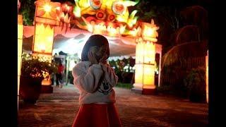Senangnya Bermain  Di Nusa Dua Light Festival 2017