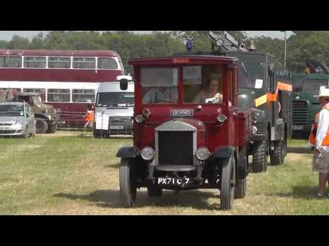 Commercial Vehicles - Woodcote  Rally 2013