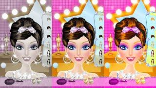 Star Girl Salon. Game for Girls. Libii Games screenshot 3