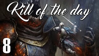 Kill of the day 8 - Dark Souls 3