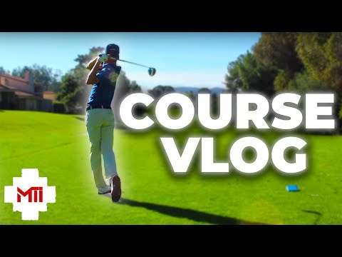 "Gabe and Blaire ""Course Vlog"" PART 2! + MTi Update!!"