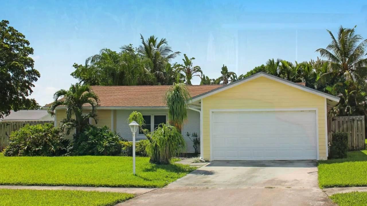 2288 Gabriel Lane West Palm Beach FL 33406 Renovated Florida Mango Estates  Home for sale