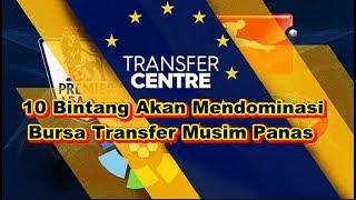 MENGEJUTKAN! Bursa Transfer - 10 Pemain Bintang Akan Mendominasi Bursa Transfer Musim Panas 2017