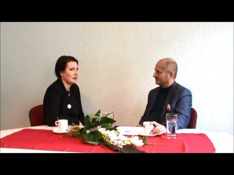 Interview s Martou Albahri HD