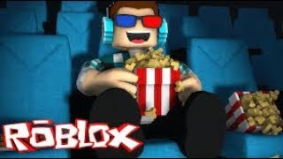 I HAVE MY OWN FILM IN ROBLOX | juegagerman