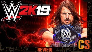 WWE 2K19 - REVIEW
