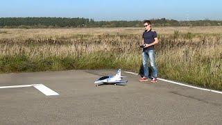 КРАШ-ТЕСТ. Радиоуправляемый импеллерный самолет HobbyKing Tornado 75 EDF Sports Jet(Радиоуправляемый импеллерный самолет HobbyKing Tornado 75 EDF Sports Jet Купить можно тут: ..., 2015-10-09T07:27:43.000Z)