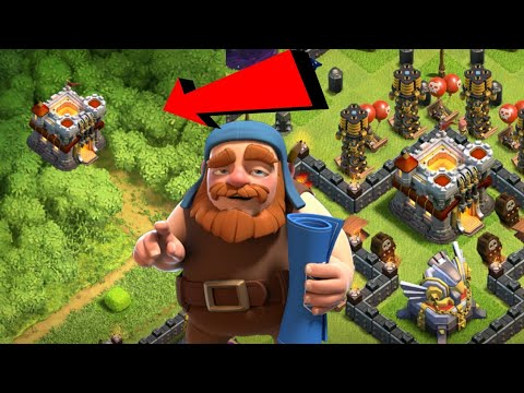 Clash of clans glitch 2018 move your town hall wherever you want, coc glitch 2018 ,coc 2018 glitch