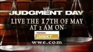 WWE: Judgment Day 2009: Randy Orton vs Batista Preview