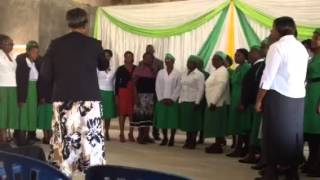 Greendale SDA Choir, Harare, Zimbabwe