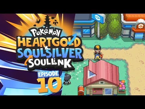 Pokemon Heart Gold Soul Silver Soul Link - EP 10 - THE SOUL-LINK HAS RESURRECTED!