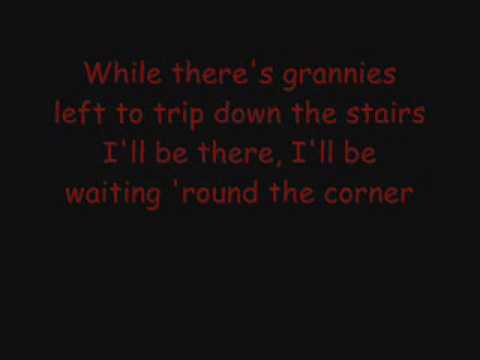 Voltaire - When You're Evil (Lyrics)