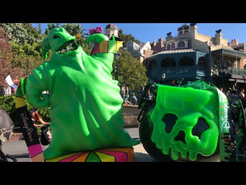 🔴LIVE! FIRST Mickey's Halloween Party at Disneyland 9/19/18 ($1 TTS) Mp3