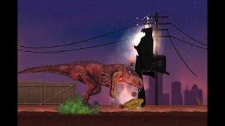 Rio Rex Level 6-10 Game Walkthrough | Dinosaur Games
