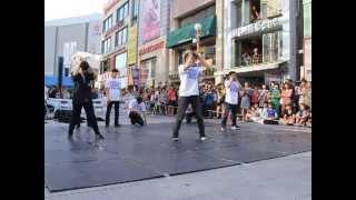 Uijeongbu Hangbokro Street Performance(BBoy)