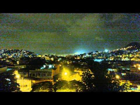 Morro do Engenho X Morro do Urubu - Tiroteio 24/11/12 - HD