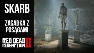 SKARB I ZAGADKA Z POSĄGAMI | RED DEAD REDEMPTION 2 | CIEKAWOSTKI