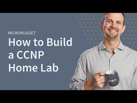 Building a CCNP Home Lab