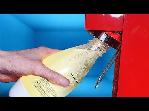 CRASH TEST : machine à soda