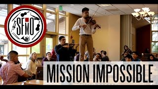 Mission Impossible Theme Stanford Flashmob Orchestra.mp3