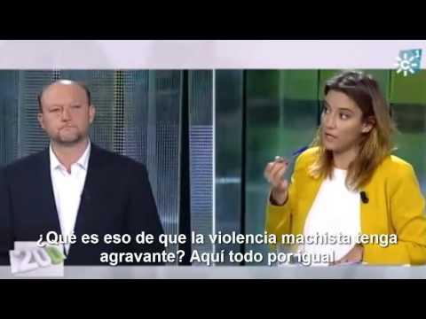 Virgina Salmerón, lo mejor que tiene Ciudadanos en Sevilla.
