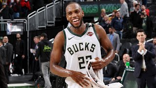 Khris Middleton's 51 Point Career Night vs. Washington | 1.28.20
