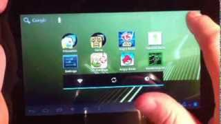 "D2 7"" Android Tablet Full Review"