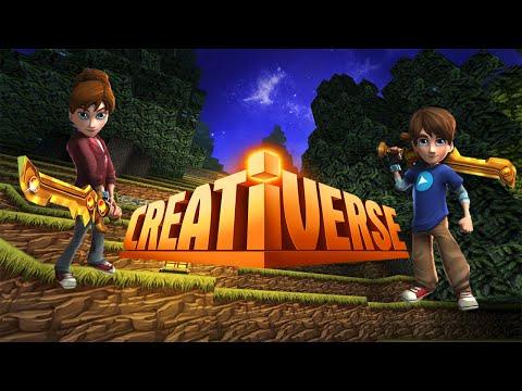 Minecraft Gratis do Futuro ( Creativerse ) - Paga Nada