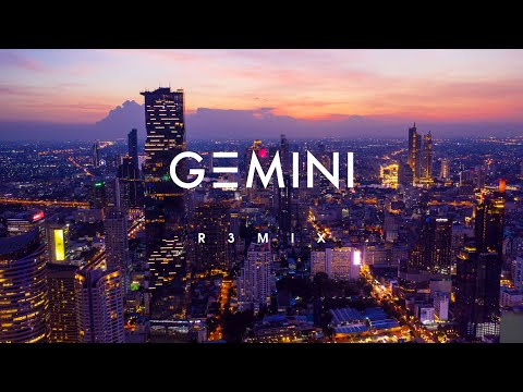 Afrojack feat. Ally Brooke - All Night (G3MINI Remix) | Bangkok Skyline in 4K | Cinematic Video
