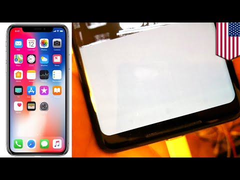 iPhone X issues: Apple says new $1000 iPhone X may get screen burn-in - TomoNews